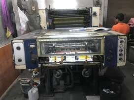 Komori Sprint 4 Colour Machine for 8 Lakhs