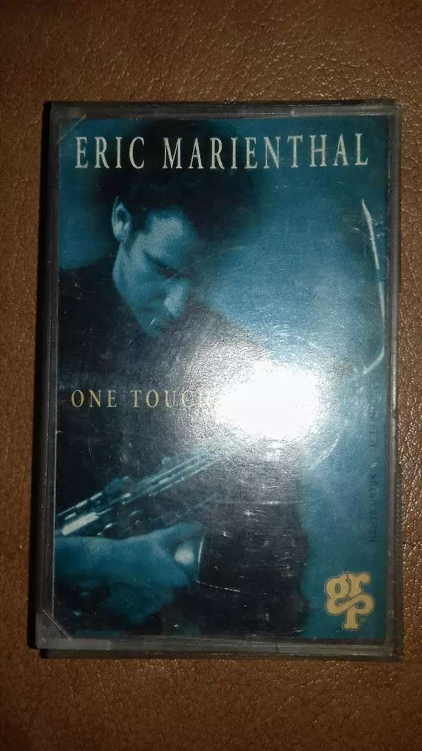 Kaset pita eric marienthal one touch 0
