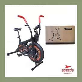 sepeda statis speed LX-060 platinum bike