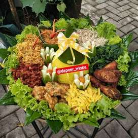 Nasi Tumpeng Enak paket promo
