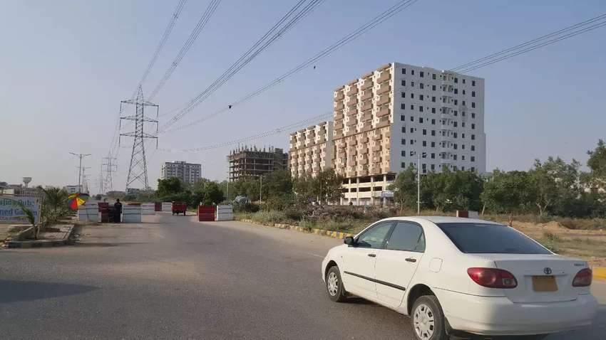 flat for sale iam the owner of this flat gulshan e maymar 0