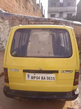 Maruti Suzuki Omni 2006 Petrol Well Maintained