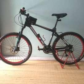 Sepeda Rakitan Mosso Shimano Deore dll Murah Nego aja