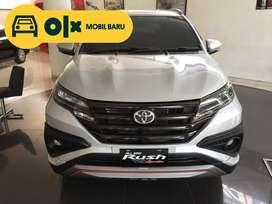 [Mobil Baru] RUSH G MANUAL DP RENDAH CICILAN RINGAN ALL TYPE 2019