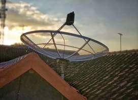 Parabola besar jaring