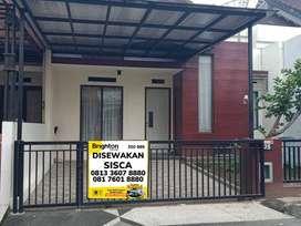 Disewakan Rumah nyaman semi furnish di Permata Jingga