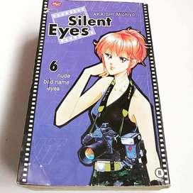 Komik Silent Eyes 1-6 Tamat