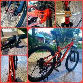 pacific fluxus 3.0 sepeda kesayangan