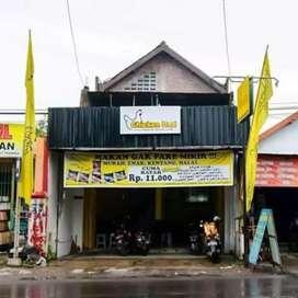 Disewakan Ruko Lantai 2 Strategis Harga 100Jt/Th Nego Udah Finishing