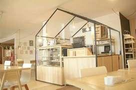 Pembuatan Cafe Jogja,Cafe Minimalis