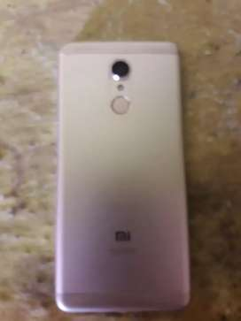 Redmi 5 only 3,32 h  6 month old no.problem