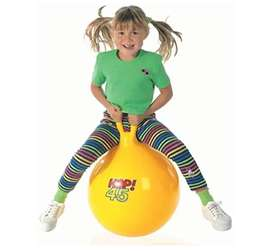 Hopper, Sit and Bounce, Hop Ball Bouncing Toy