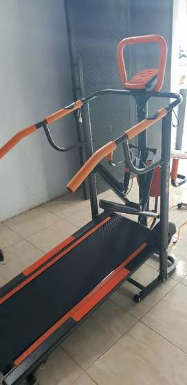 Treadmill manual 6f/harga promo id