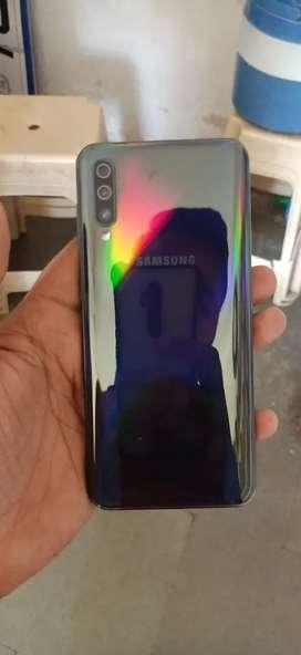 Samsung galaxy A50 display change