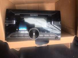 Sony sterio new