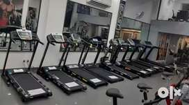 Treadmill starting price  9000/- Home delivery available