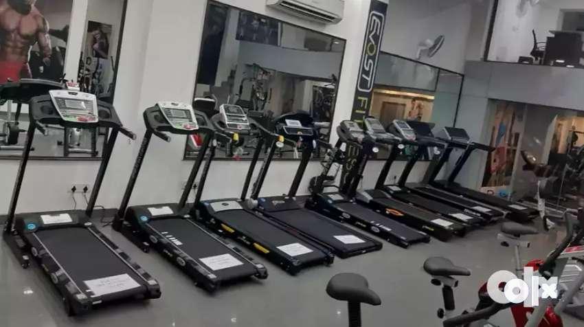 Treadmill starting price  9000/- Home delivery available 0