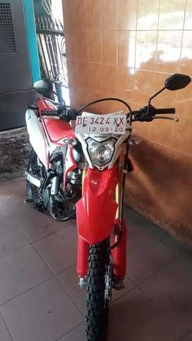 Honda CRFRally 2020