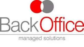 Data entry clerks& back office