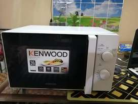 Microwave electric oven