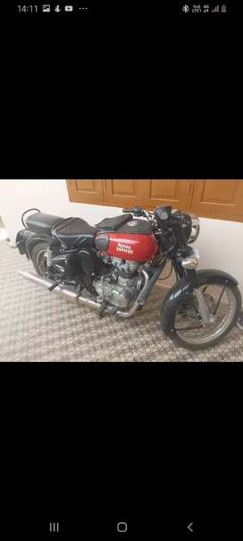 Bullet350 mint condition with fancy number