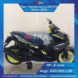 ~SKA MOTOR~ Yamaha Aerox 155 STD 2019