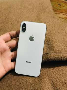 Iphone X 256GB IN BRAND NEW CONDITION