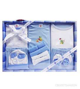 MY BABY TOWN MINI BERRY NEW BORN BABY UNISex Gift Set 13 pcs