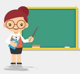 I need a Lady home tuition teacher for my kid LKG