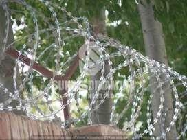 Kawat Duri Silet Razor Wire Sukses Dinamika Engineering