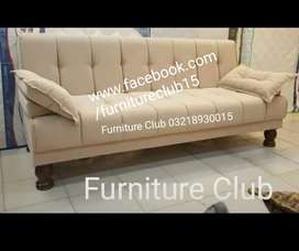Discount Offer Sofa Cum Bed Brand New Molty Foam