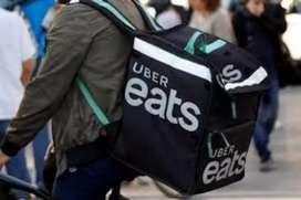 Wanted food delivery partners in ashok nagar for Uber eats