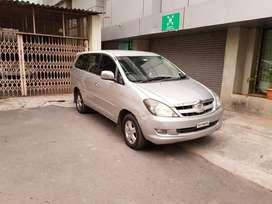 Toyota Innova 2.5 VX BS IV 7 STR, 2005, Diesel
