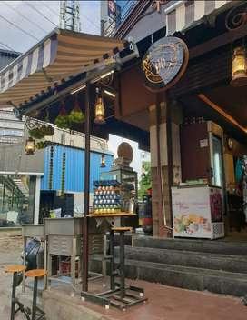 Cafe 96 shop for sale