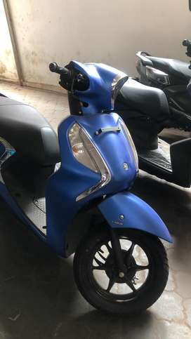 brand new yamaha scooters
