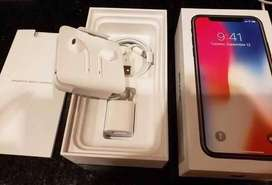 Iphone X 64gb brand new comdition with full kit