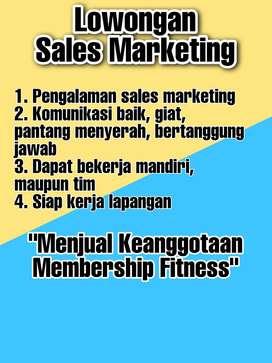 Lowongan Marketing Sales SPG SPB