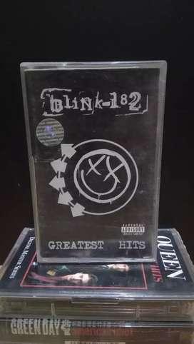 Kaset Blink 182 Greatest Hits