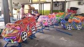 kereta mini mini coaster odong naik turun UK