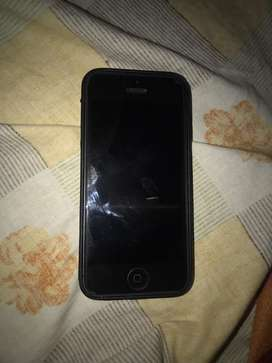 Iphone 5 16 gb only mobile for sale or exchange