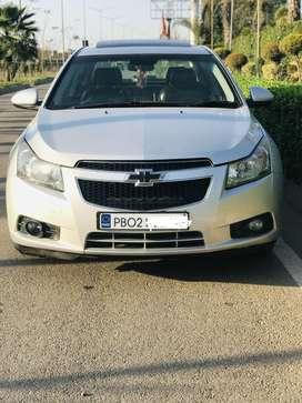 Chevrolet Cruze 2012 LTZ, 2011, Diesel
