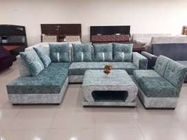 L sofa set with 2chair