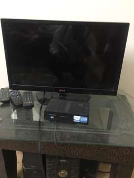 2year television for sell