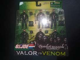 GI Joe Valor vs Venom Vintage Set