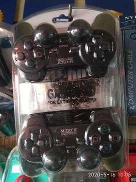 gamepad double m tech
