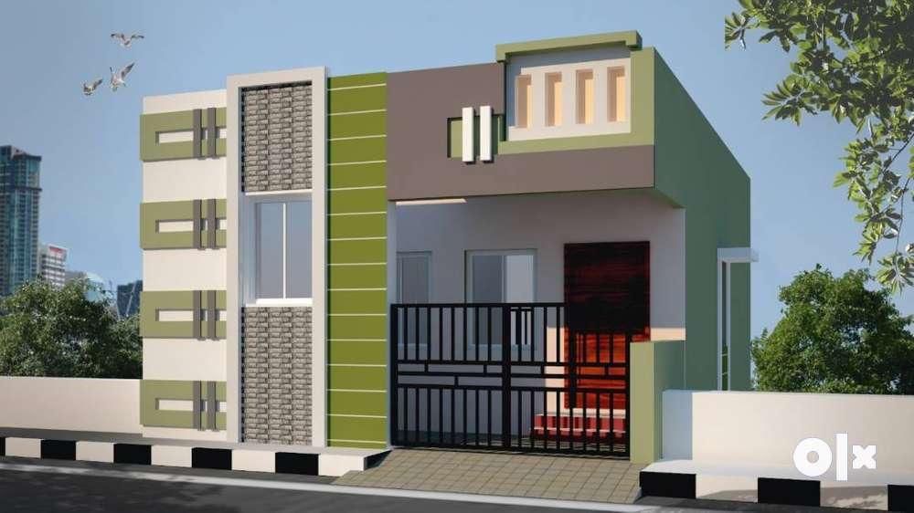 1bhk individual house for sale poonamallee - meppur