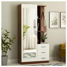 New 3 drawers dressing tables with mirror cabinet in best quality