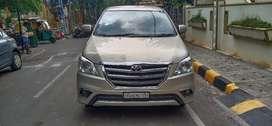 Toyota Innova 2.5 V 8 STR, 2012, Diesel