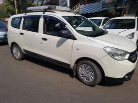 Renault Lodgy 85PS RxE, 2015, Diesel