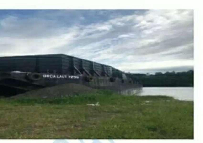 Dijual I set Barge 300 feet Thn 20I3, Hub. Miss Palu Via Telp/Wa